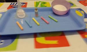 Stem chalk